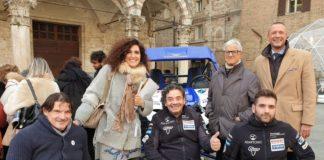Tassi ancora protagonista: per lui una nuova avventura africana. Il pilota disabile perugino prenderà parte all'Africa Eco Race tra il 5 e il 19 gennaio