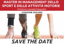 """Management dello sport: arriva il """"master day"""". L'evento si terrà venerdì 10 gennaio presso la Sala della Vaccara di Perugia"""