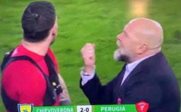 """Falasco fa mea culpa: """"Chiedo scusa"""". Su Instagram arriva il """"pentimento"""" del difensore del Grifo per lo sciocco rosso rimediato col Chievo"""