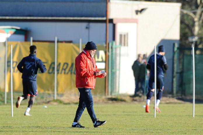 Grifo: fissata la data degli allenamenti di gruppo? Le sedute collettive del Perugia potrebbero ripartire il 28 maggio
