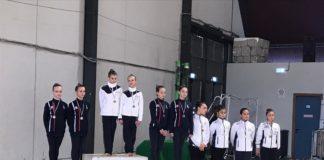 La Ginnastica Perusia sbanca alle regionali di Spoleto. Due primi posti e una seconda piazza al campionato d'insieme Silver per il club perugino. Bene anche la Fontivegge Gryphus