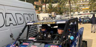 """Parte il """"tour"""" africano di Gianluca Tassi. Al via l'Africa Eco Race con la Tangeri-Tarda. Il pilota perugino: """"Tappe tutte di difficoltà estrema"""""""