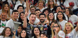 """""""Social Sir"""": tra i Block Devils spicca Lanza. In casa Perugia è lo schiacciatore azzurro il più seguito tra Facebook, Instagram e Twitter"""