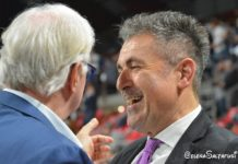 """Sirci: """"Aspettiamo a buttare via un'intera stagione"""". Il patron della Sir Perugia: """"Se il quadro dovesse migliorare favorevole a continuare la stagione. Come? Play-off ridotti"""""""