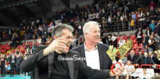 """Sirci: """"Terremo tutti i big"""". Il patron della Sir Perugia: """"Ci sono altri club sui nostri giocatori, ma vogliamo confermarli"""""""