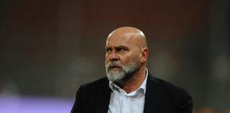 """Cosmi: """"Certi insulti non li meritavo"""". Il tecnico del Perugia: """"Contro la Salernitana gara dura, esser tornati al gol passo in avanti"""""""