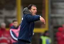 """Bazzani: """"Falcinelli mi somiglia, Vicario e Nicolussi possono arrivare in A"""". L'allenatore in seconda del Perugia: """"Con Cosmi c'è fiducia e schiettezza, un errore passare dal 3-5-2 al 4-3-3"""""""