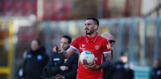 """Falasco: """"Mi piacerebbe rimanere a Perugia"""". Il difensore del Grifo: """"Qui si vive bene e voglio dimostrare di più sul campo. Sicuro di poter agganciare i play-off"""""""
