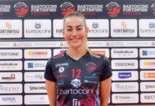 Ufficiale: la Bartoccini riparte da Angeloni. Confermate le anticipazioni, la schiacciatrice toscana vestirà ancora la maglia di Perugia