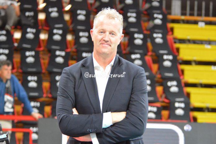 Sir: Heynen ancora al timone di Perugia. Arriva il prolungamento del contratto per il tecnico belga dei Block Devils