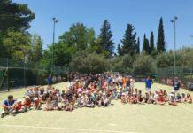 """Junior Tennis Perugia: buoni numeri il centro estivo. Bilancio positivo delle prime tre settimane dei """"Campus Estivi Settimane Verdi"""""""