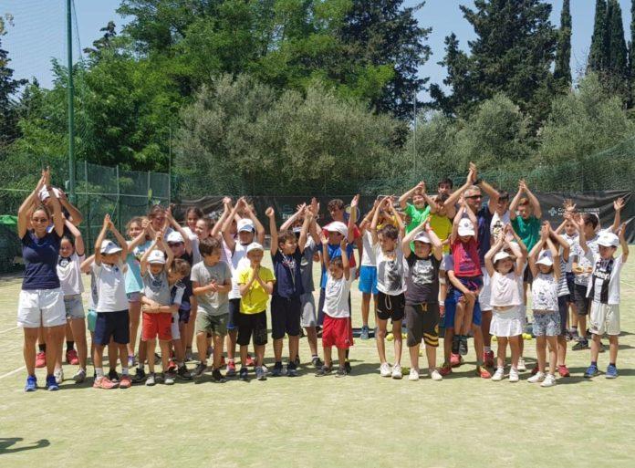 Ripartono i Campus dello Junior Tennis Perugia. Gli organizzatori: