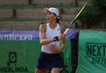 Paoletti si arrende a Bronzetti. Finisce ai quarti l'avventura della giovane perugina nello ZzzQuil Tennis Tour