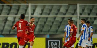 Da 0-2 a 2-2: sollievo Grifo a Pescara. Dopo un inizio shock il Perugia riacciuffa gli abruzzesi prima dell'intervallo e poi va vicino alla vittoria