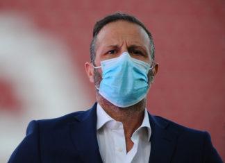"""Santopadre: """"Non retrocederemo, amo il Perugia più di chi mi ha scaricato"""". L'amministratore unico prenota il tatuatore: """"Mi farò il Grifo anche sul petto e rimarrò qui"""""""