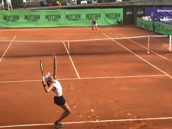 Paoletti non trema all'esordio nello ZzzQuil Tennis Tour. La classe 2003 approda ai quarti di finale con la vittoria su Turati