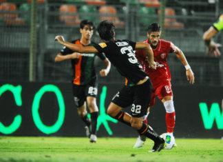 Lavagna tattica: c'era una volta il Perugia. Ora anche i giocatori, soprattutto i più esperti, salgono sul banco degli imputati alla stregua della società