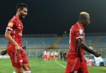 Pescara - Perugia: Top e Flop. Brilla sempre il portiere e ciò la dice lunga... Kouan ok, malissimo Capone