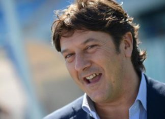 """Sebastiani: """"Al Curi non dobbiamo speculare"""". Il presidente del Pescara: """"Preso un gol da polli, ma per noi c'era un altro rigore. Venerdì pensiamo solo a fare risultato"""""""
