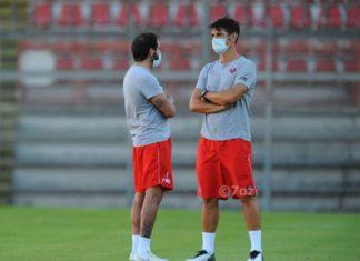 """Accursi: """"Vittoria fondamentale"""". L'allenatore in seconda del Perugia: """"Tensione per Caserta, ha preferito riposarsi. Cambio modulo e poi i tre punti, ma complimenti ai ragazzi"""""""