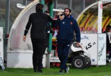"""Caserta: """"Cinico e cattivo, questo il Grifo che voglio"""". Il tecnico del Perugia: """"La fluidità di gioco arriverà più avanti, l'atteggiamento non deve cambiare. 3-5-2 ci sta dando soddisfazioni"""""""