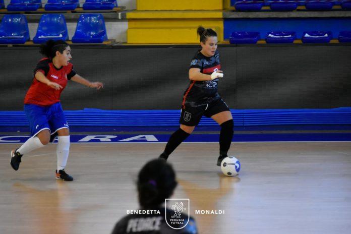 Futsal: il Perugia Femminile espunga il campo del Florida. Vittoria delle biancorosse per 2-1 a Pescara