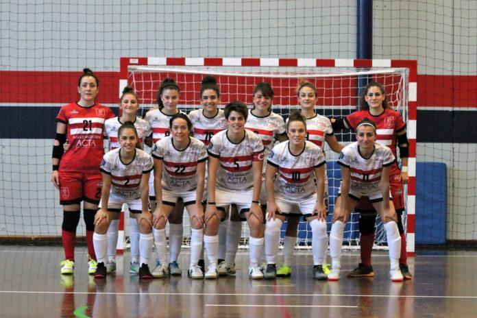 Solo la sospensione del campionato ferma il 'magic moment' del Perugia Futsal Femminile. Il presidente Montanelli: