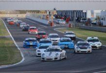 Ultimo weekend agonistico all'Autodromo dell'Umbria. In pista cinque differenti categorie