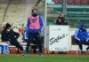 """Caserta: """"Poco incisivi, Padova bravo a capitalizzare"""". Il tecnico del Grifo: """"Loro pericolosi solo in occasione del gol. L'uscita di Falzerano ci ha scombussolato i piani"""""""