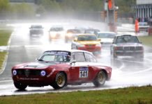 Dopo il passaggio del Gran Premio Nuvolari spazio agli altri Trofei sotto un meteo variabile