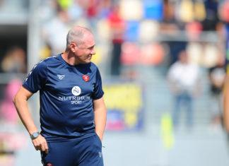 """Il tecnico del Perugia: """"Avversario ben costruito e allenato. Metterò in campo la squadra migliore"""""""