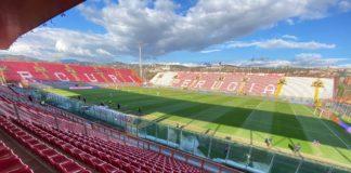 """Torna il pubblico al """"Curi"""": ingresso per mille spettatori. Dopo più di 7 mesi i cancelli dello stadio riaprono anche per i tifosi"""