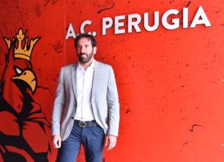 """Caserta: """"Voglio un Perugia camaleonte"""". Il tecnico del Grifo: """"Lunghi bravo, ma non mettiamo troppa pressione. Scelte non dipenderanno dal mercato"""""""
