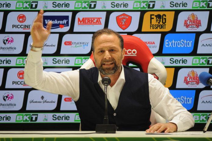 Grifo: il presidente fa 52. Compleanno felice per Santopadre dopo il successo dei suoi ragazzi sul Modena