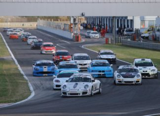 Ultimo weekend agonistico all'Autodromo dell'Umbria. In pista cinque differenti categorie