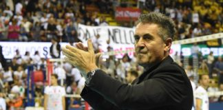 """Sirci: """"Basta regali, ora lo Scudetto"""". Il patron di Perugia: """"Adesso il tricolore è d'obbligo, la squadra faccia tesoro degli errori della Champions"""""""