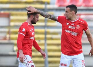 Perugia - Carpi: Top e Flop. Minesso rispolvera il gol su punizione, Elia sempre un bel vedere