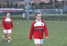 """Perugia Femminile in campo nella capitale. Le Grifoncelle sfidano la Roma CF. Piselli: """"Noi non al top, ma faremo il possibile per farci valere"""""""