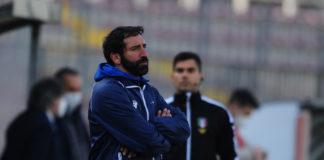 """Caserta: """"Col Perugia i programmi non collimavano"""". Il tecnico: """"Il Benevento mi ha voluto fortemente"""""""