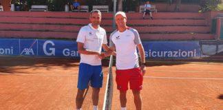 """Lo Junior Tennis """"impatta"""" nell'andata play-off. Grande battaglia contro il Viola Tennis e lo Sports Lamezia Terme (3-3). L'11 Luglio il ritorno"""