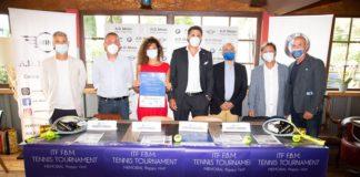 """Junior Tennis Perugia: tutto pronto per il memorial """"Poppy"""" Vinti. Il 'padrone di casa' Passaro e tanti altri azzurri all'opera nel torneo"""