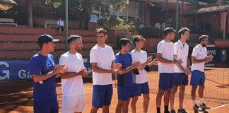 Lo Junior Tennis Perugia centra la B1. La formazione di capitan Lepri conquista la promozione battendo la Viola