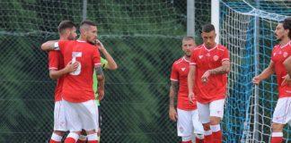 Perugia: largo successo anche col Montevarchi. La banda di Alvini rifila 6 gol ai toscani