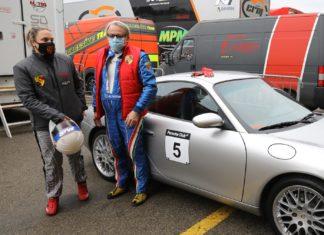 Porsche GT: quattro perugini in pista a Vallelunga. Nel weekend Martini, Regni, Patumi Senior e Junior daranno battaglia nella categoria monomarca