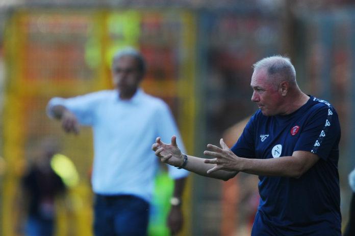Il tecnico del Perugia: