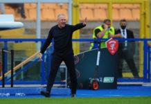 """Il tecnico del Perugia: """"Loro costruiti per essere protagonisti. Turn-over? Qualche cambio lo farò"""""""